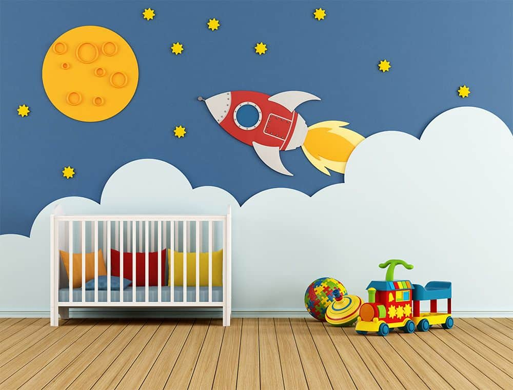 Decor For Your Darling 5 Wall Mural