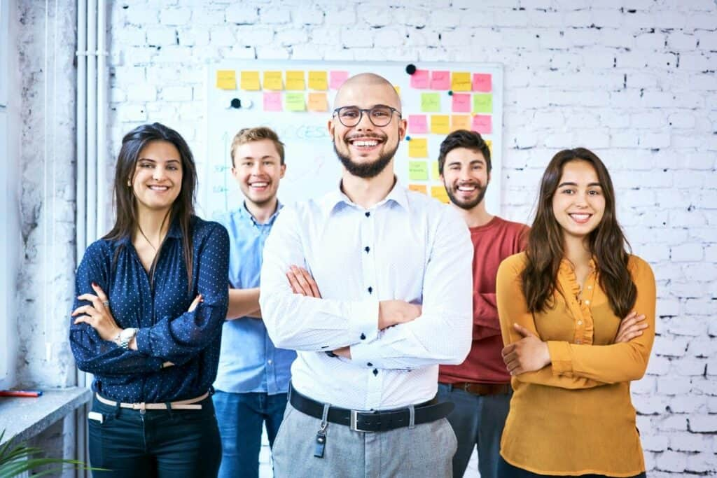 Work culture is important in startup branding