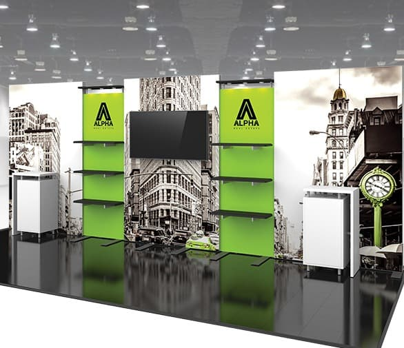 Steal the show with your beautifully designed modular displays