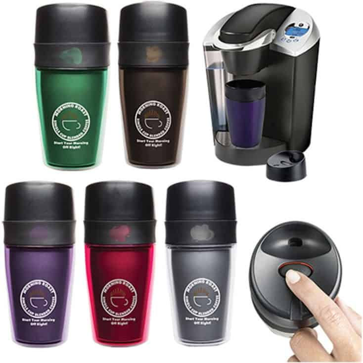 Keep your employees happy with branded tumblers